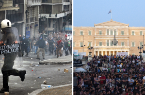 GreekProtests